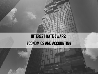 Interest Rate Swaps: Economics and Accounting