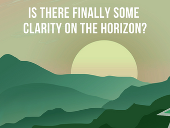 HedgeTalk: Is There Finally Some Clarity on the Horizon?