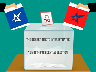 HedgeTalk: The Biggest Risk to Interest Rates - A Smooth Presidential Election