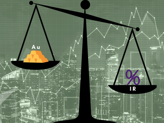 HedgeTalk: The Seesaw Effect of Interest Rates and Gold Prices