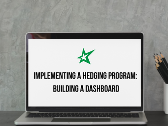 Implementing a Hedging Program: Building a Dashboard