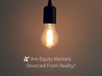 HedgeTalk - Are Equity Markets Divorced From Reality?