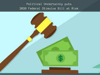 HedgeTalk: Political Uncertainty Puts 2020 Federal Stimulus Bill At Risk