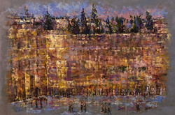 Jerusalem La Nuit