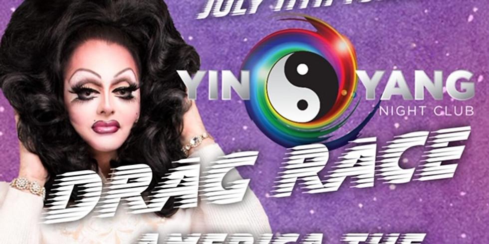 Yin Yang Drag Race (America The Beautiful)