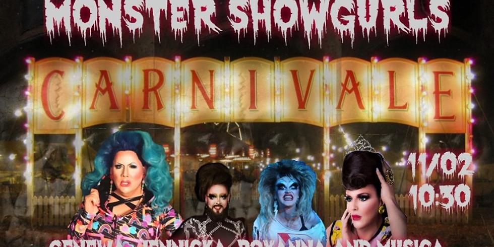 Monster Showgurls Carnivale