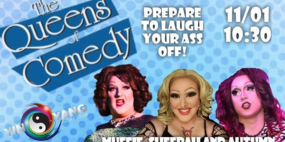 The Queens Of Comedy Part Deux
