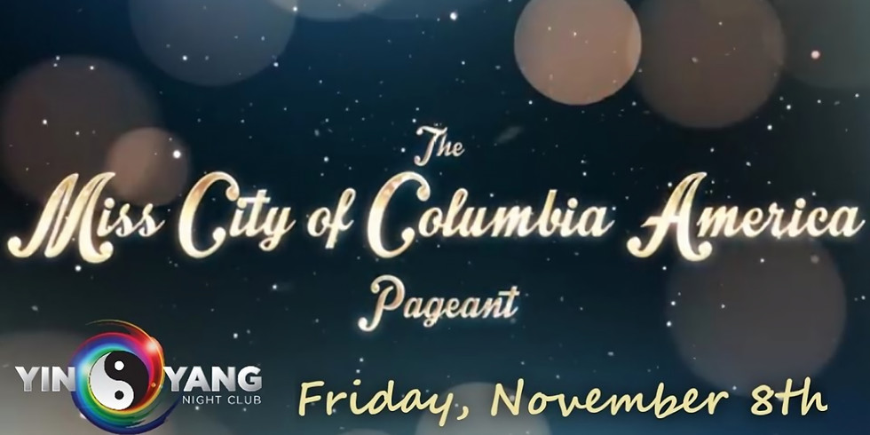 Miss Gay City Of Columbia America Pageant