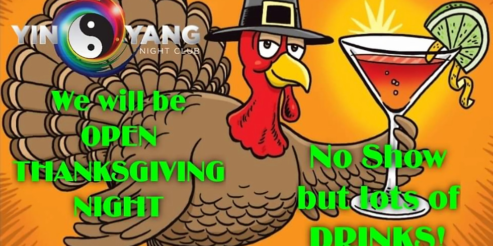 Thanksgiving Purge
