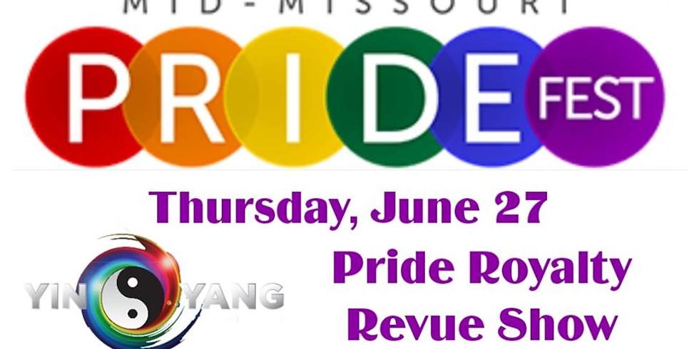 Pride Royalty Revue Show