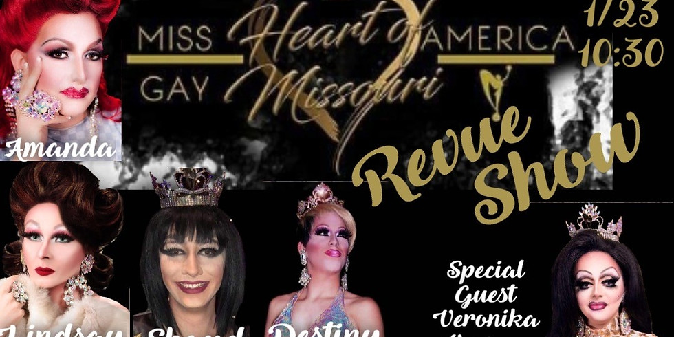 Miss Gay Heart of Missouri America