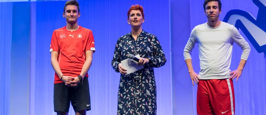 Sportpreisverleihung Zürich