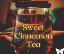 Sweet Cinnamon Tea