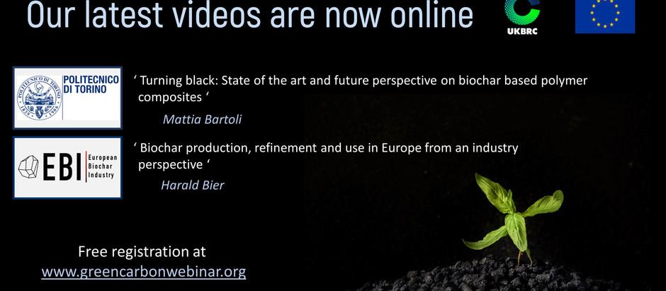 New videos online