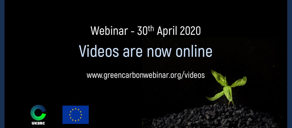 Videos from 30th April are now online