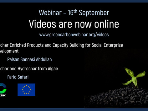 New videos are online - 16th September