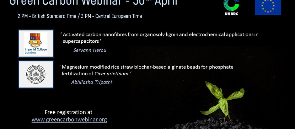 Green Carbon 30th April