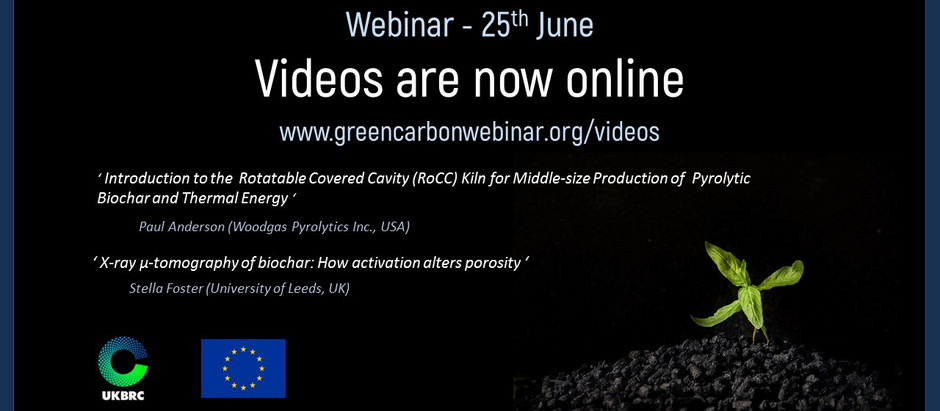 Videos from 25th June are now online