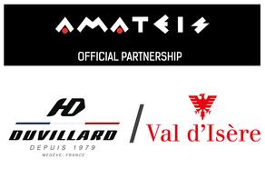 Val d'Isère prolonge le partenariat avec henri duvillard
