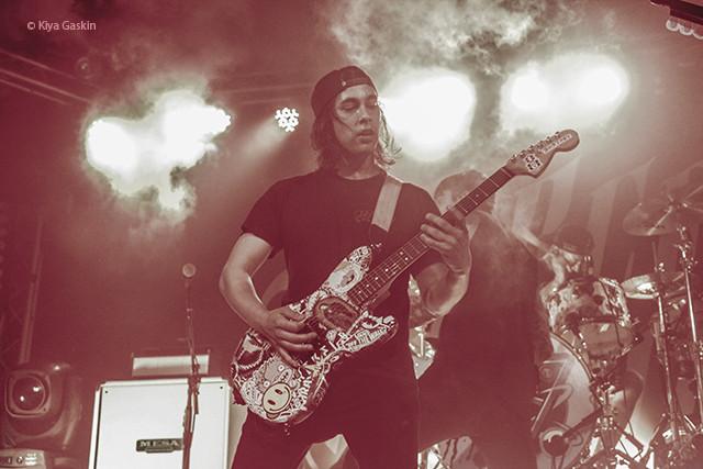 Pierce The Veil - Photo by Kiya Gaskin