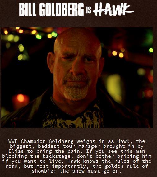 Bill Goldberg