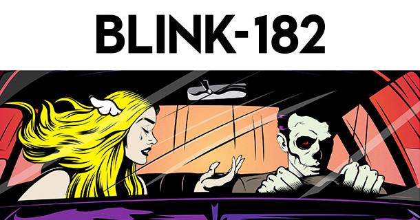 Modified cover art | blink-182