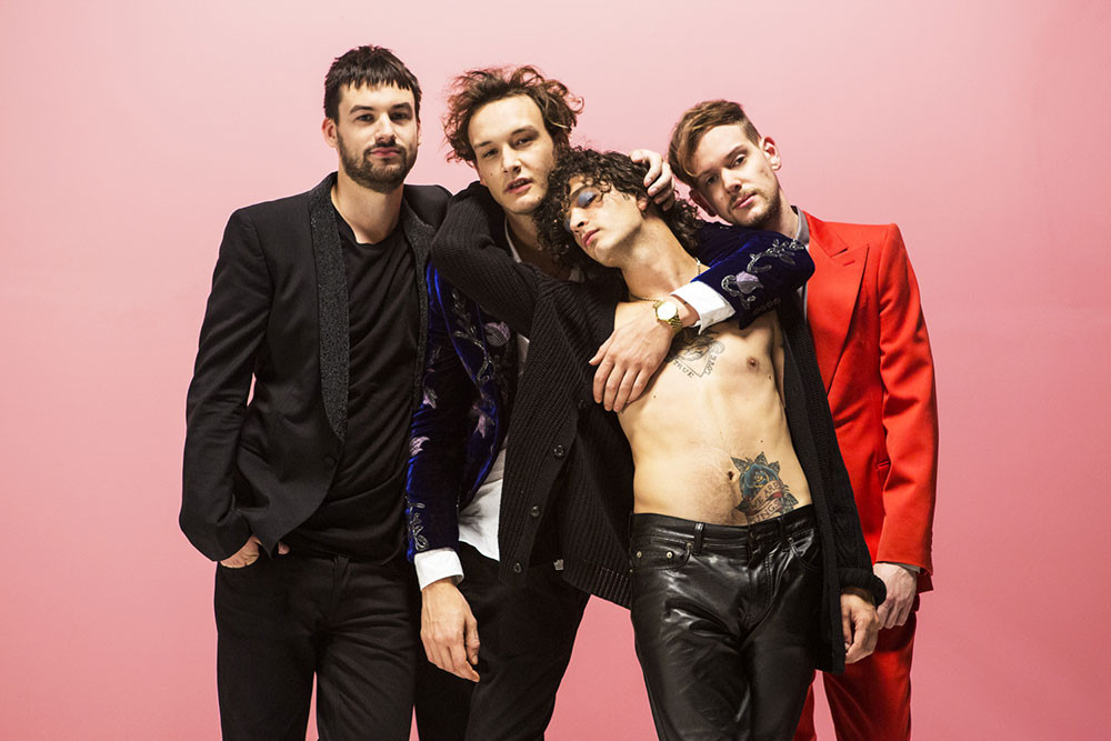 Photo from www.the1975.com