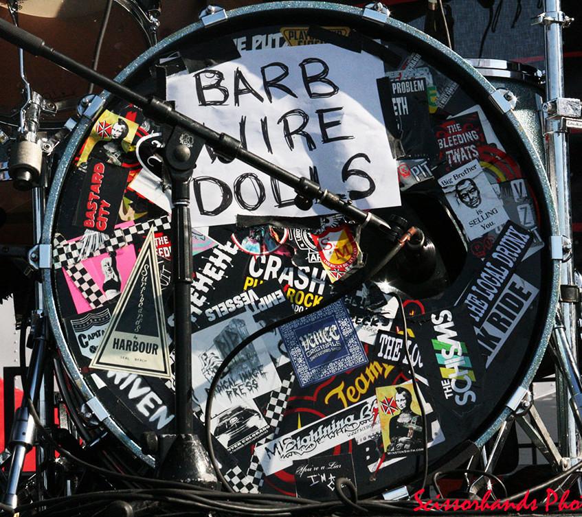 Barb Wire Dolls