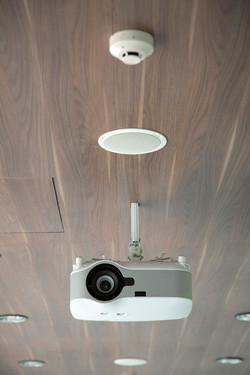 Projector & Speaker