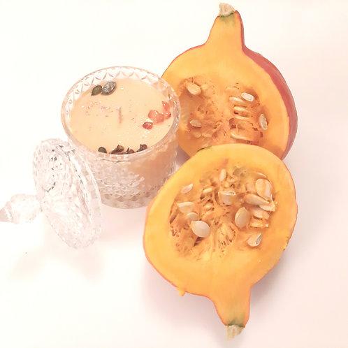 Pumpkin Cream with Clove ~ Jewelry Candle