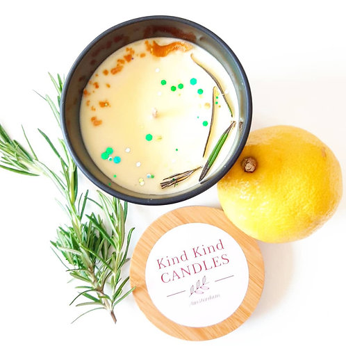 Cleanse ~ Purifying Vegan Candle