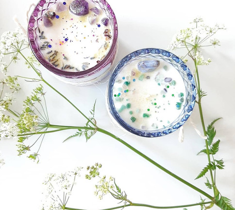 JEWELRY SOY WAX CANDLES