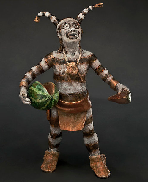 Watermellon Man by Susan Kliewer
