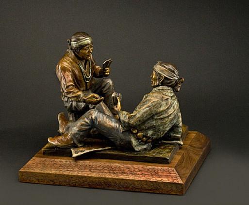 """""""Navajo Tens"""" by Susan Kliewer"""