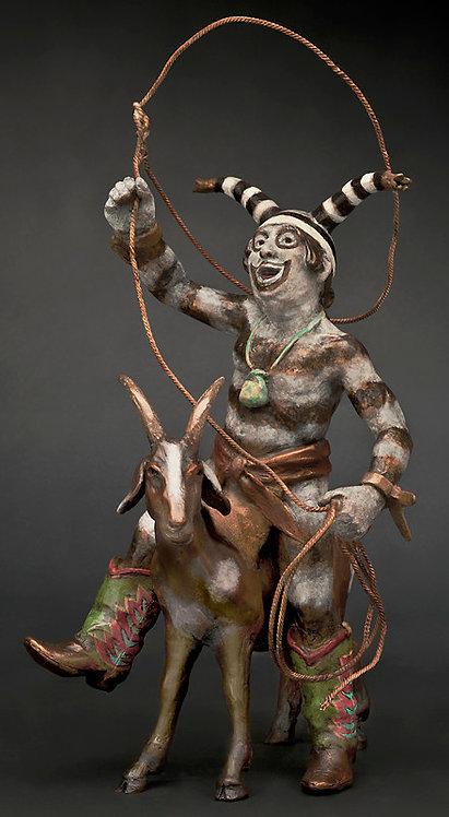 Buckaroo Man by Susan Kliewer
