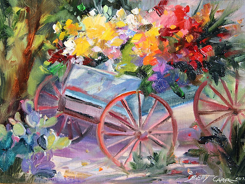 Potpourri of Color by Betty Carr
