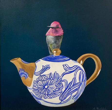 The Teapot Hummingbird