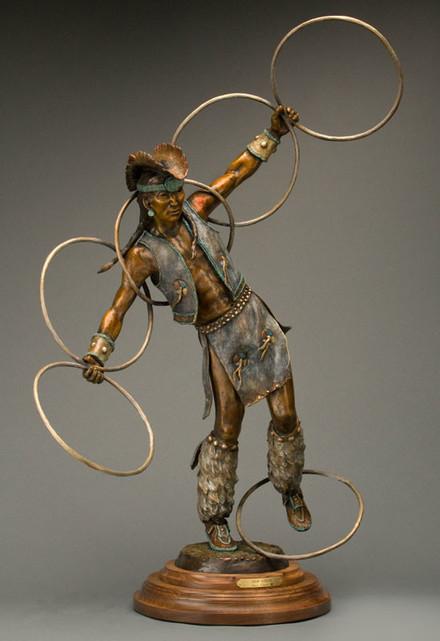 Hoop Dancer