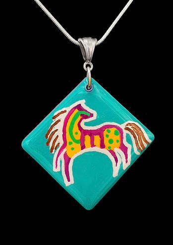 Spirit Horse - Pendant