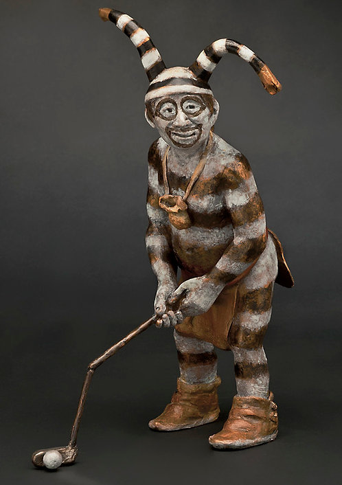Putter Man by Susan Kliewer