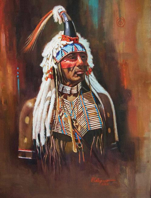 Cheyenne Honor by Vicki Catapano