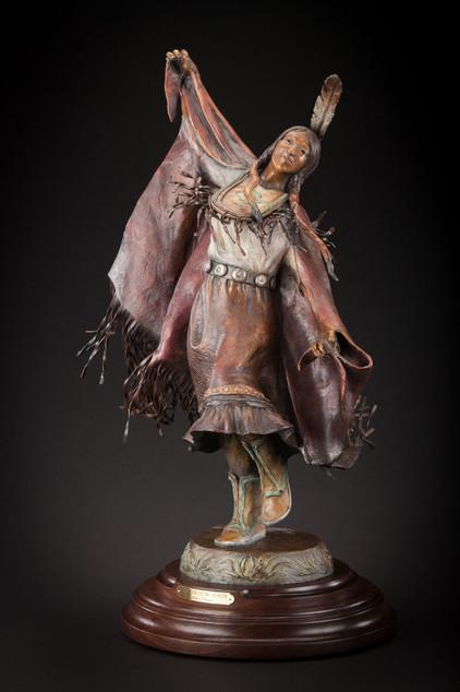 Crow Fair Shawl Dancer