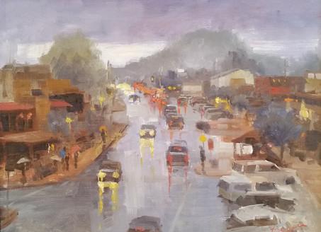 Sedona Rain