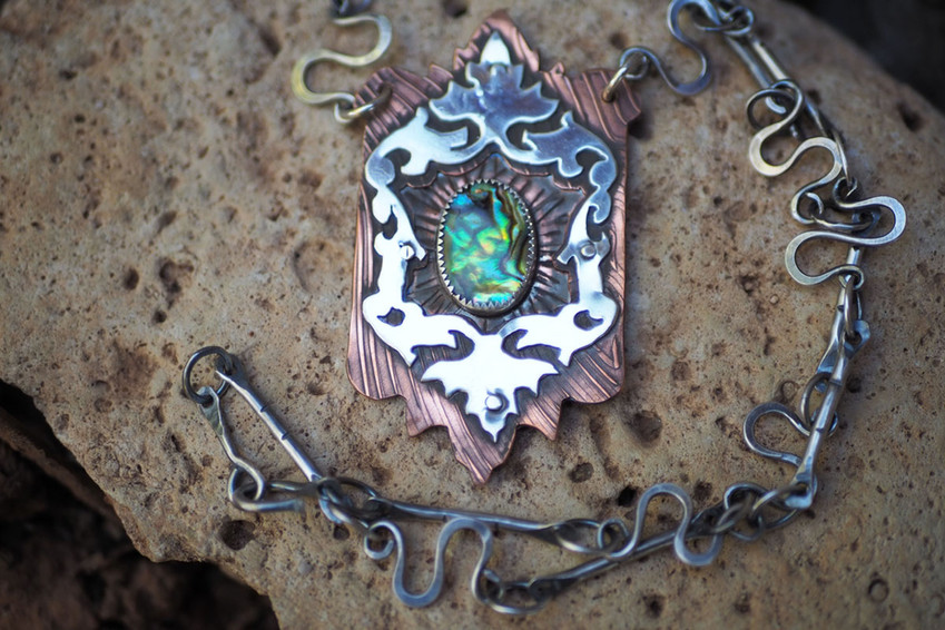 Enchanting Spell - Necklace