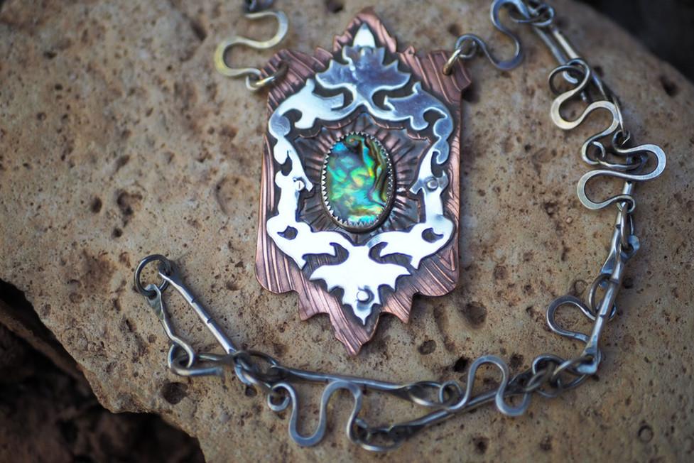 Enchanting Spell - Necklace