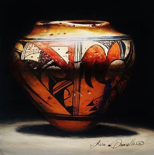 Little Hopi High-Shouldered by Lisa Danielle