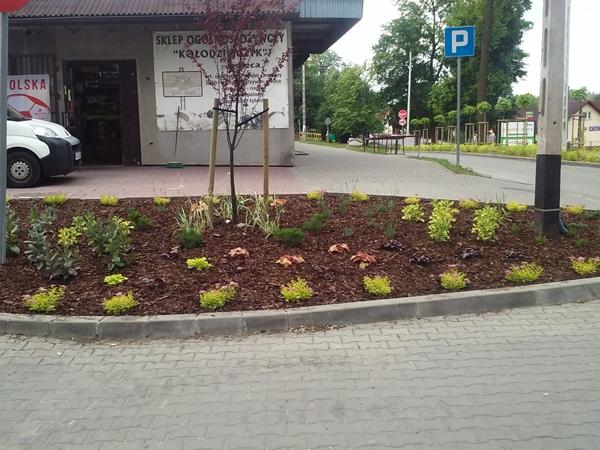 Park Klucze