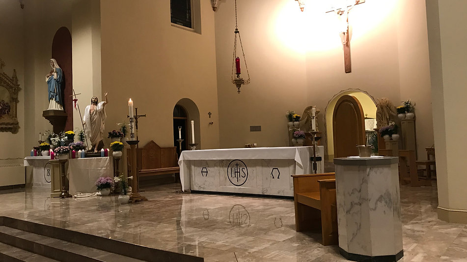 St Joseph Church - Hays,Ks