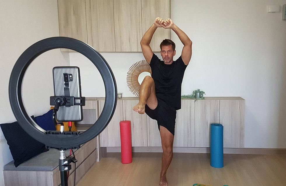 Personal Fitness trainer Dennis Romatz