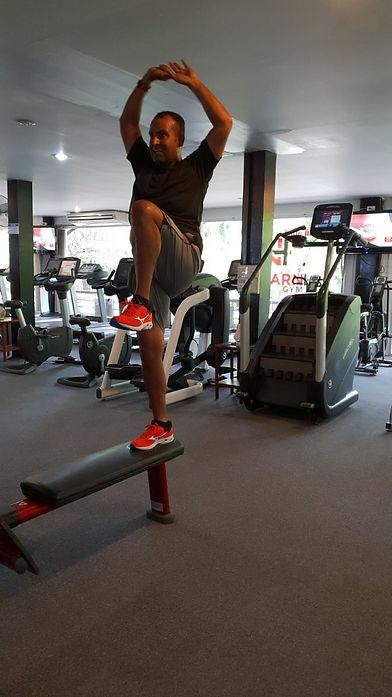 fitness training programs in Miami by Dennis Romatz
